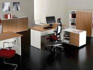 Vybavení kanceláře v elegantním stylu