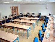 Stabilní školní lavice pro 2 žáky