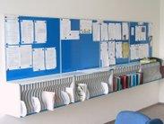 Boxy pro třídní knihy a praktické nástěnky pro sborovny